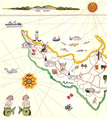Mapping Ærø